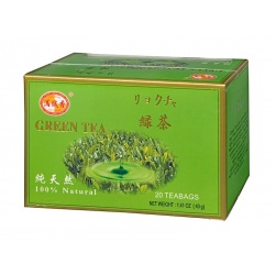 ToA Green Tea 20 bags 40g